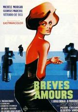 Brèves Amours - Film (1959)