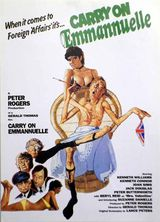 Carry on Emmannuelle - Film (1978)