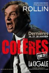 Colères - Spectacle (1996)