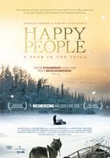 Happy People: A Year in the Taiga - Documentaire (2011)