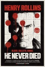 He Never Died - Film (2015)