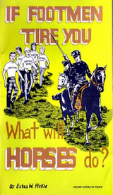 If Footmen Tire You What Will Horses Do? - Film (1971)