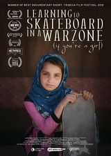 Learning to Skateboard in a Warzone (If You're a Girl) - Documentaire (2020)