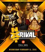 NXT TakeOver: Rival - Spectacle (2015)