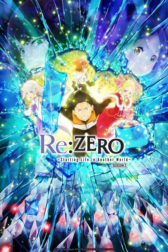 Re:Zero : Starting Life in Another World 2 - Partie 2 - Anime (2021)