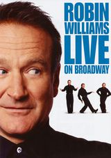 Robin Williams: Live on Broadway - Spectacle (2002)