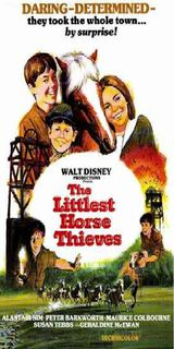 The Littlest Horse Thieves - Film (1976)