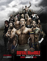 WWE Royal Rumble 2014 - Spectacle (2014)