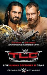 WWE TLC : Tables, Ladders & Chairs - Spectacle (2018)
