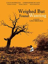 Weighed But Found Wanting - Film (1974)